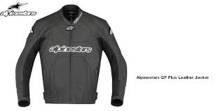alpinestars gp plus leather jacket review