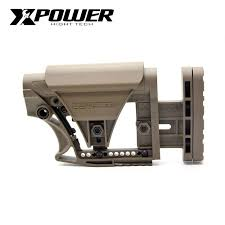 <b>XPOWER LUTH MBA-3 STYLE</b> Adjustable Extended STOCK For Air ...