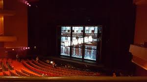 8 20 2016 Newsies View From Section 7 Row A Seats 209 210