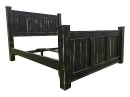 black bed frames wood bed frame bedroom furniture reclaimed wood bed wood bed cabin rustic bed