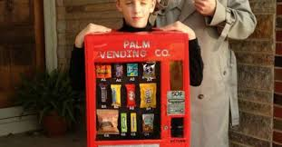Homemade Candy Vending Machine Delectable Candy Vending Machine Inhabitots