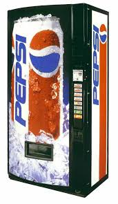 Used Pepsi Vending Machines Enchanting Vending Machine Services