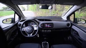 2015 Toyota Yaris Carsmart test drive - YouTube