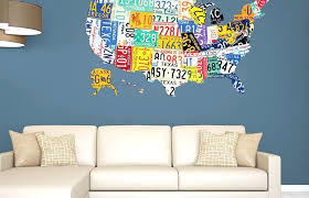wall arts plates art italian metal plate license plates plate diy italian plates contemporary wall decor on italian plates wall art with enjoyable wall art collage together with on display creating a blue