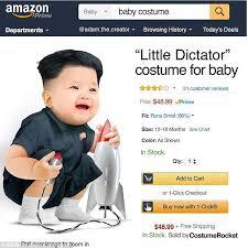 casper baby costume. the little dictator: costume for kim jong-un even comes with a miniature casper baby p