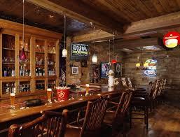 basement bar ideas rustic basement sports bar ideas