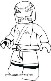 Power Rangers Coloring Page Pages Samurai Online Spd To Print Dpalaw