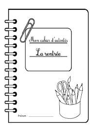 Coloriage Rentr E Maternelle Les Beaux Dessins De Autres