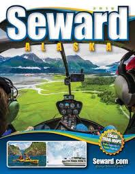 Seward Destination Guide 2018 By Seward Chamber Of Commerce