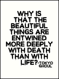 Tokyo Ghoul Quotes Magnificent Tokyo Ghoul Quote V48 Art Prints By MisterNightmare Redbubble