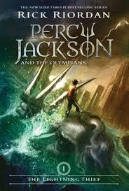 the lightning thief percy jackson and the olympians series 1