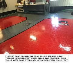 apoxy flooring cost per sq ft paint kit
