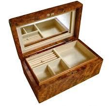lockable jewellery box find deals on wooden lock box plans designs