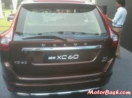 new car suv launches in india 2014Volvo Launches New XC60 SUV Facelift in India  405 Lac Pics