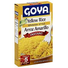 spanish rice brands. Plain Spanish Get Quotations  Goya Spanish Style Instant Yellow Rice 6 Oz Pack Of 24 For Brands E