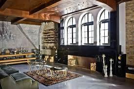 Apartment:Eclectic Living Room Attic Apartment Decor With Wine Cellar Ideas  Eclectic Living Room Attic