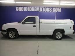 2005 Used Chevrolet Silverado 1500 Regular Cab Long Bed Good Tires ...