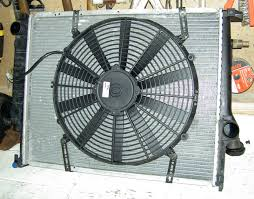 spal fan and other general q s btw i m suspicious that at least part of my problem self destruction was due to overly flexible aftermarket cheap fans possibly also an aftermarket