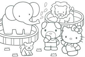Cute Monster Coloring Pages 37118 Hypermachiavellismnet