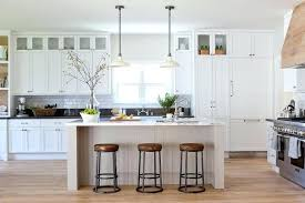 white outdoor barn light gray kitchen island with vintage pendants decorators cabinets pendant lights