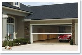 garage door screens retractableGenie  Stoett Retractable Screens  Trac Rite Doors