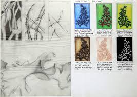 ideas for gcse art sketchbook layout manisha s international gcse art