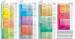 International Chronostratigraphic Chart 2018 Download The International Chronostratigraphic Chart 2015 In