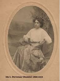 Ida Duverney Daniels (1890-1910) - Find A Grave Memorial