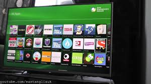 sony smart tv. just looking at the apps on sony w7 series smart full hd led tv kdl42w706 - youtube tv