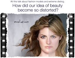 Dove Evolution Dove Campaign For Real Beauty The Fashionable Housewife