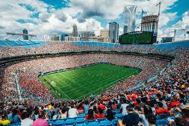 Bank Of America Stadium Charlotte North Carolina Inside