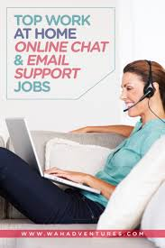 top 22 online chat email jobs from home email customer service jobs and online chat jobs
