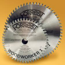 forrest blades. woodworker i saw blade for radial arm and table saws :: 160mm - 50 teeth festool forrest blades: quality blades b