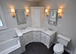 custom bathroom lighting. Master Bathroom Lighting Ideas Custom With Double Corner Vanity Tower