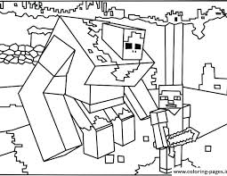 Minecraft Coloring Pages Stampy At Getdrawingscom Free For