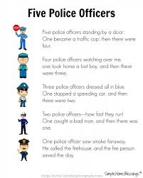 Free to download and print. Police Officer Worksheets For Preschoolers Printable Worksheets And Activities For Teachers Parents Tutors And Homeschool Families