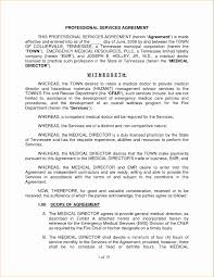 Business Service Agreement Business Service Contract Template Inspirational 24 Professional 19