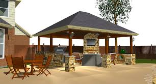 Austin Outdoor Kitchens Austin Outdoor Stove Austin Decks Pergolas Covered Patios