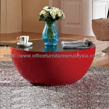 unique round coffee table office furniture malaysia shah alam kuala lumpur serdang 2a