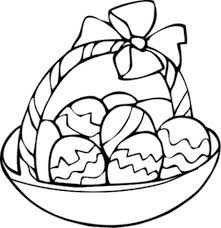 Small Picture Egg Basket Coloring Page The Wayne Stater