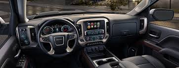 2018 gmc pickup colors. delighful pickup interior image of the 2018 gmc sierra 1500 denali premium lightduty pickup  truck showing with gmc colors