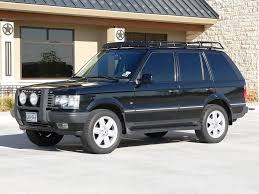 Brazeau Racing - Range Rover