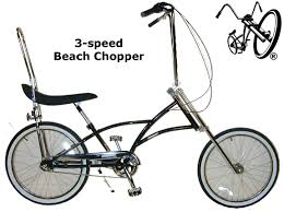 chopper bicycles and bike parts