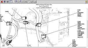 2006 ford f350 location of resistor of blower 2006 F350 Engine Diagram the blower motor resistor is located at front of engine compartment 2006 ford f350 diesel engine diagram