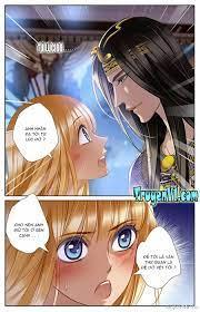 Sủng Phi Của Pharaoh – Chap 21 – A3 Manga