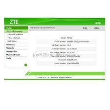Pastikan anda untuk mengikuti setiap langkah dengan benar, berikut beberapa tahapan yang harus diselesaikan: Zxhn F609 Default Password 192 168 1 1 Admin Password Zte Login Information Account Loginask Zte Router Default Password And The Information Around It Will Be Available Here