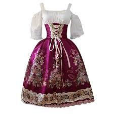 JUSTSELL   Lolita Dress for Women Medieval <b>Europe</b> Maid Cosplay ...
