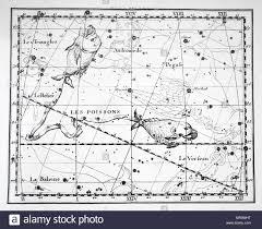 Pisces Constellation Star Chart Pisces Constellation Stock Photos Pisces Constellation