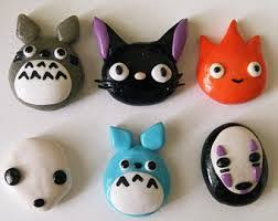 Image result for air dry clay studio ghibli