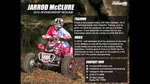 Motocross Resume Sample For Sponsorship Alluring Agreeable Examples